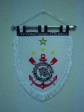 Corinthians Pennant