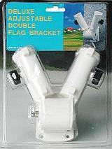 Nylon Adjustable Flagpole Bracket DOBLE
